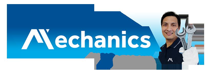 TheMechanic Logo Version 4